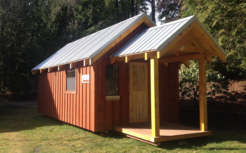 Crafted Cabins By Better Bilt Barns And Storage